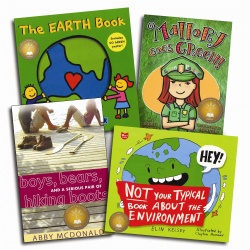 Green Earth Children Books