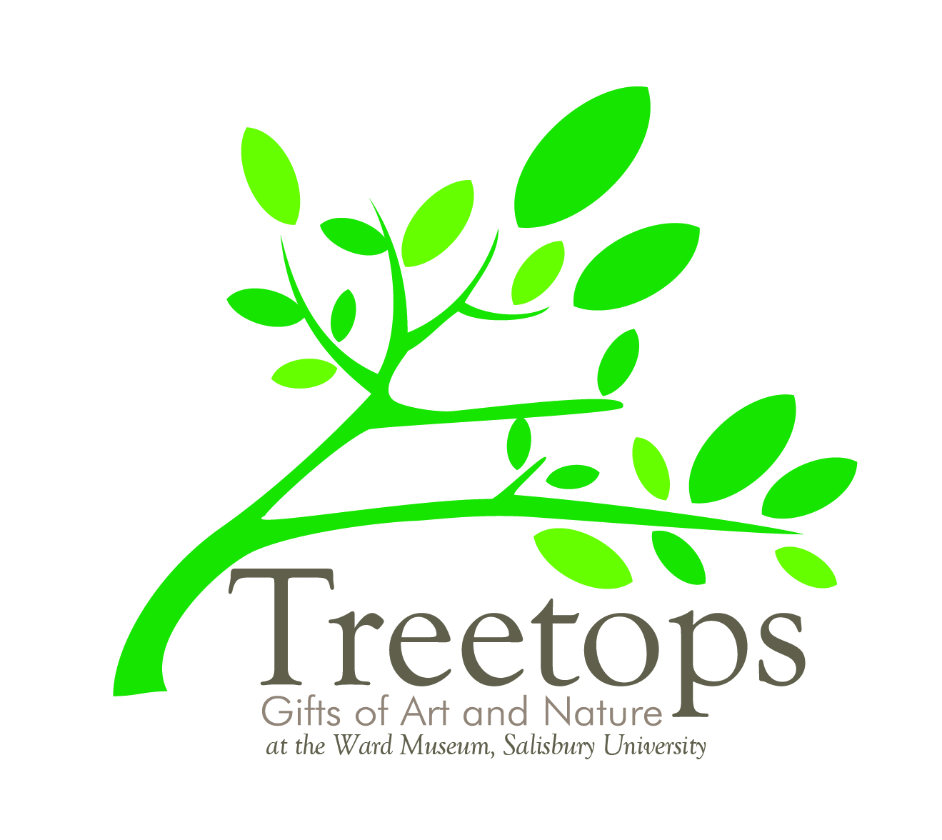 Treetops Gifts of Art and Nature at the Ward Museum, Salisbury University