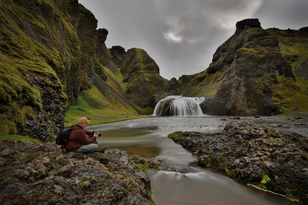Humans In Nature Third In Category Selfie At The Falls By Joe Subolefsky