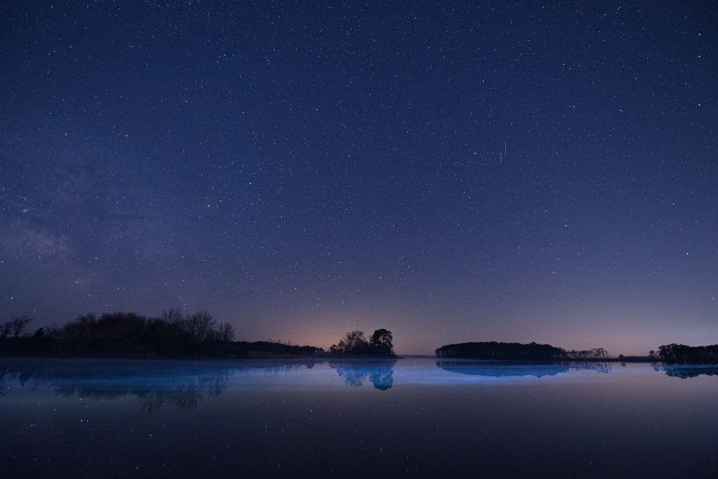 Long Exposure And Night Photography Honorable Mention Blackwater Night By Leanne Watts