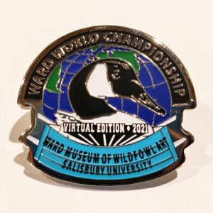 2021 Ward Worlds Pin